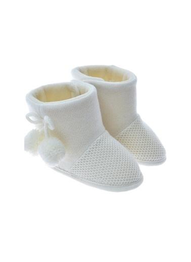 Freesure Bebek Ayakkabısı Ekru